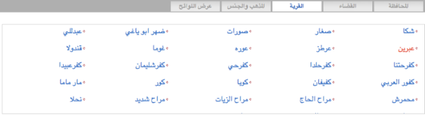Lebanon Voting Elections 2013 - 4