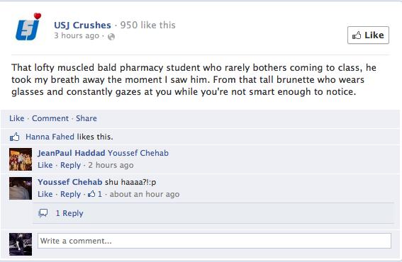 USJ Crushes Facebook 3