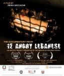 12 Angry Lebanese - Zeina Daccache