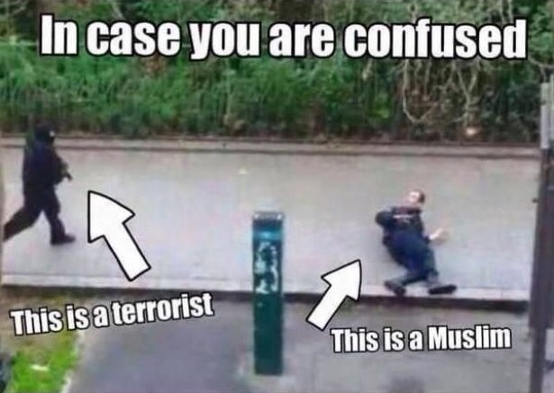 Ahmed Merabet Charlie Hebdo Terrorism Kouachi brothers