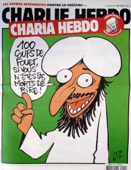 Charia Hebdo - 2011