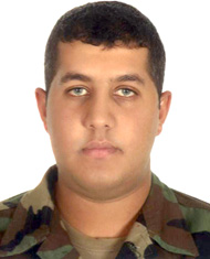 Hassan Wehbe. He was 23 years old from Nebha, Baalbak.