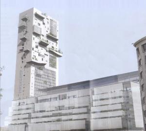 Jean Nouvel Landmark - 1