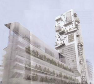 Jean Nouvel Landmark - 2