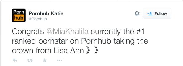 Pornhub Mia Khalifa