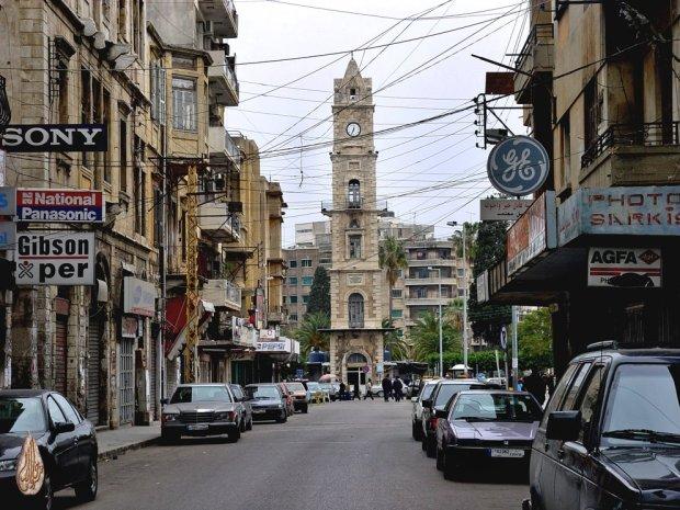 "Tripoli's ""Tall"" Area"