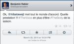 He is a lead journalist in France.
