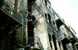 Lebanon Civil War 1976 Pics - 23