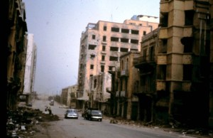 Lebanon Civil War 1976 Pics - 29