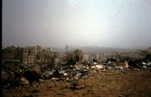 Lebanon Civil War 1976 Pics - 36
