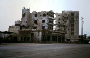 Lebanon Civil War 1976 Pics - 39