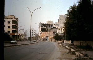 Lebanon Civil War 1976 Pics - 40