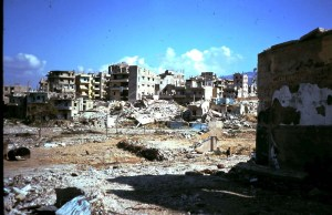Lebanon Civil War 1976 Pics - 45