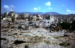 Lebanon Civil War 1976 Pics - 47