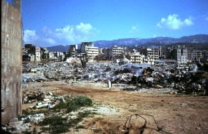Lebanon Civil War 1976 Pics - 52