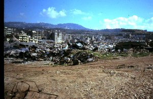 Lebanon Civil War 1976 Pics - 53