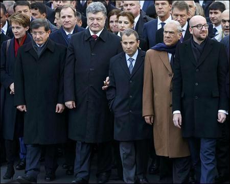 Assaad Thebian FPM Gebran Bassil Charlie Hebdo