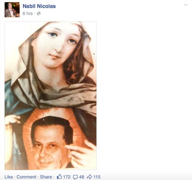 Nabil Nicolas Michel Aoun