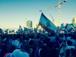 Protest YouStink Beirut August 29 2015 - 11