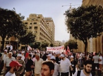 Protest YouStink Beirut August 29 2015 - 8