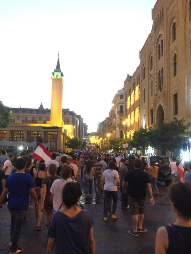 YouStink August 22 Protest - 9
