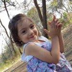 Adel's daughter.
