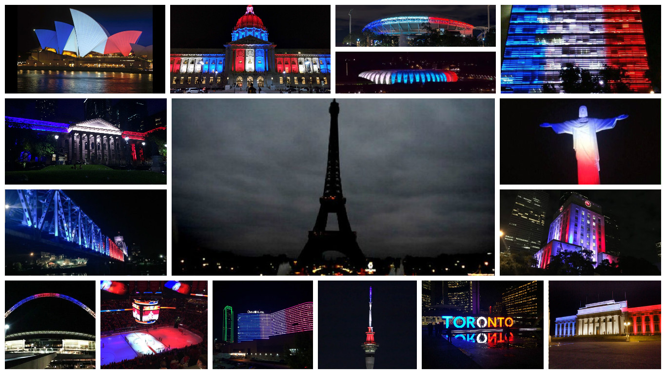 paris attacks france flag colors a separate state of mind a