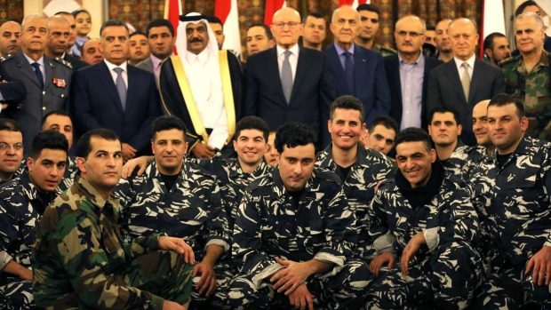 Lebanon AL Nusra - 13