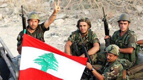 Lebanon Nusra Army