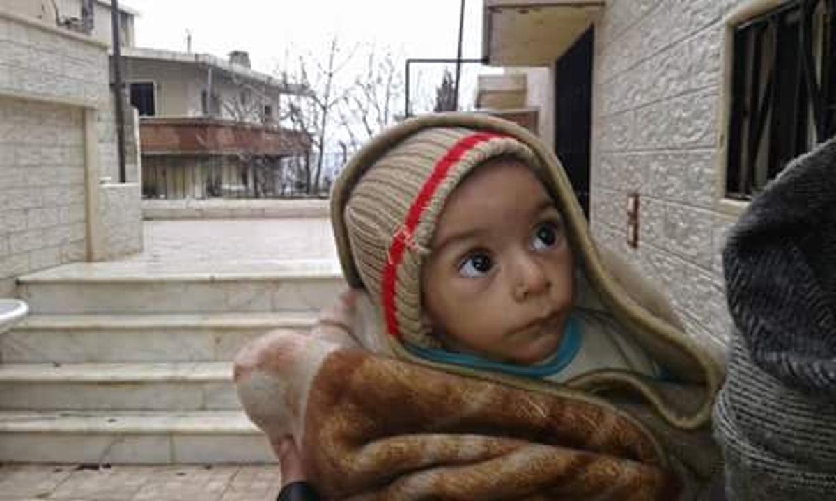 MadayA syria famine - 2