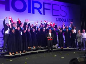Fayha Choir ChoirFest Middle East