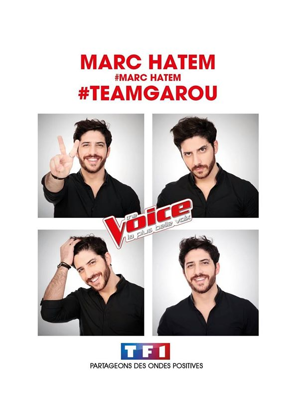 Marc Hatem The Voice
