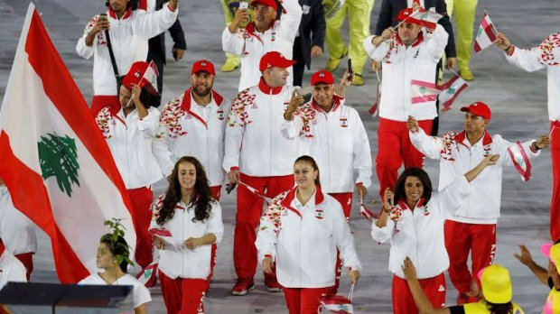 Lebanon Olympics 2016