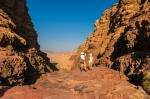 Wadi Rum Lookout. Jordan